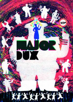 Major-Dux-Plakat