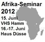 Afrika-Seminar-2012