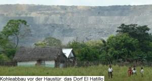 Kohle-aus-Kolumbien
