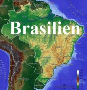 Karte-Brasilien