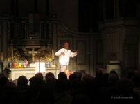 Celso Machado in der Jugendkirche Hamm 2