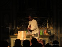 Celso Machado in der Jugendkirche Hamm 5