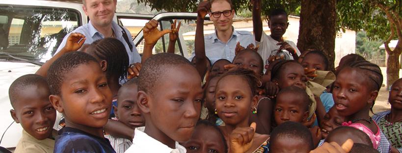 Dr. Marc Stefaniak Hammer Forum Guinea
