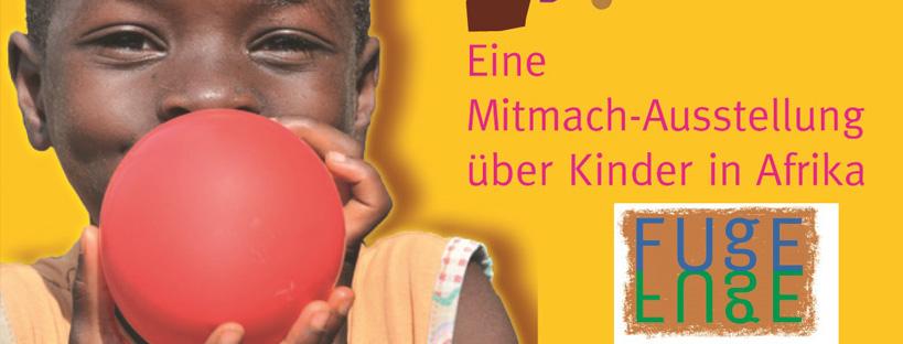 Ausstellung Kinder in Afrika Bonn