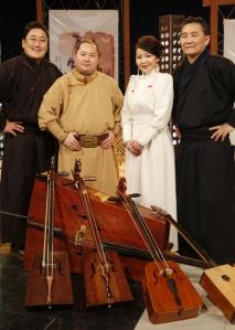 Eschiglen Mongolei Klangkosmos