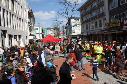 Klimameile Frühlingsfest