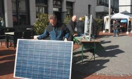 Klimameile-Solaranlage
