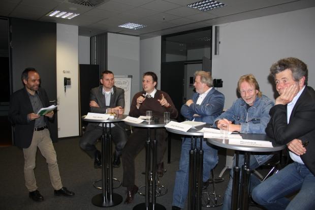 Klimafreundlich mobil in Hamm - Podiumsdiskussion mit Ratsvertretern in Hamm